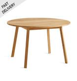 HAY Triangle leg table (chêne huilé) FAST TRACK