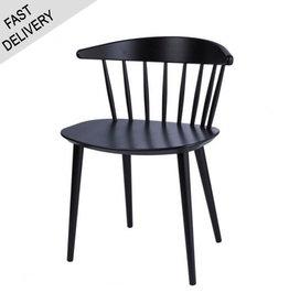 HAY J104 chair FAST TRACK (zwart)