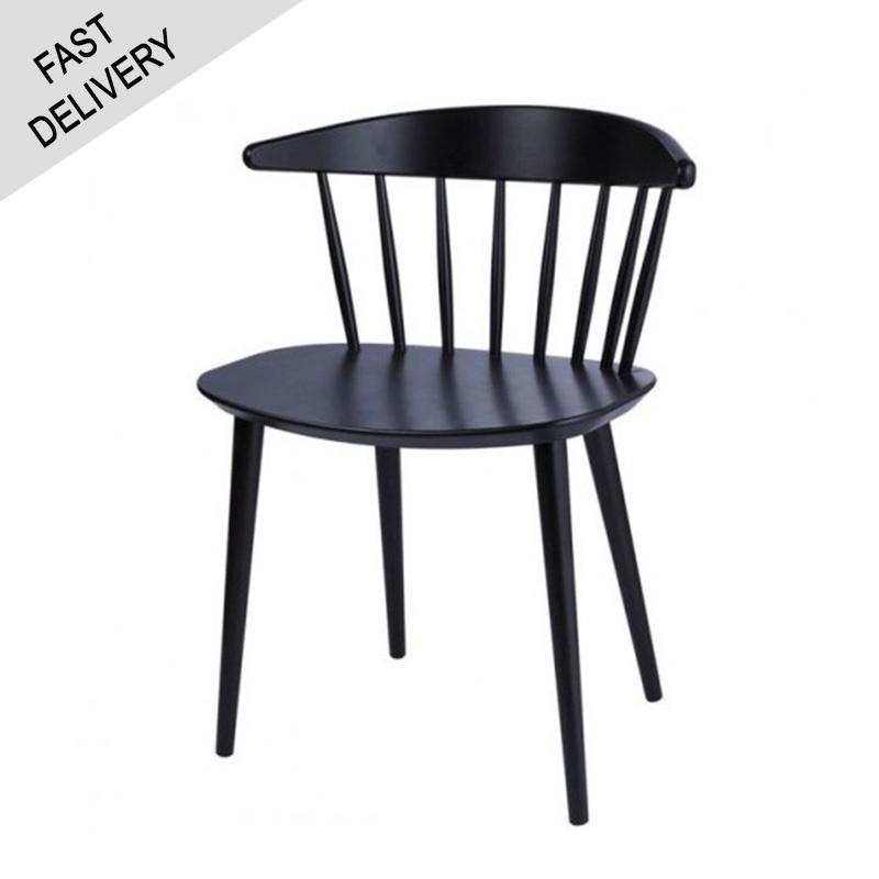 HAY J104 Chair - black FAST TRACK
