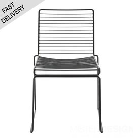 HAY Hee dining chair FAST TRACK (zwart)