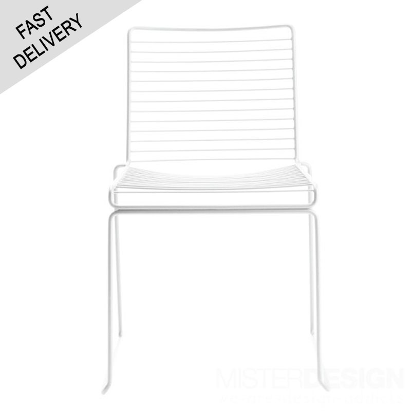 HAY Hee dining chair FAST TRACK (wit)