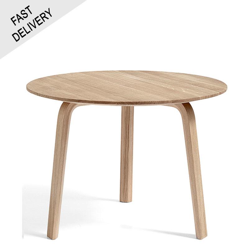 HAY Bella table basse chêne laqué mat FAST TRACK