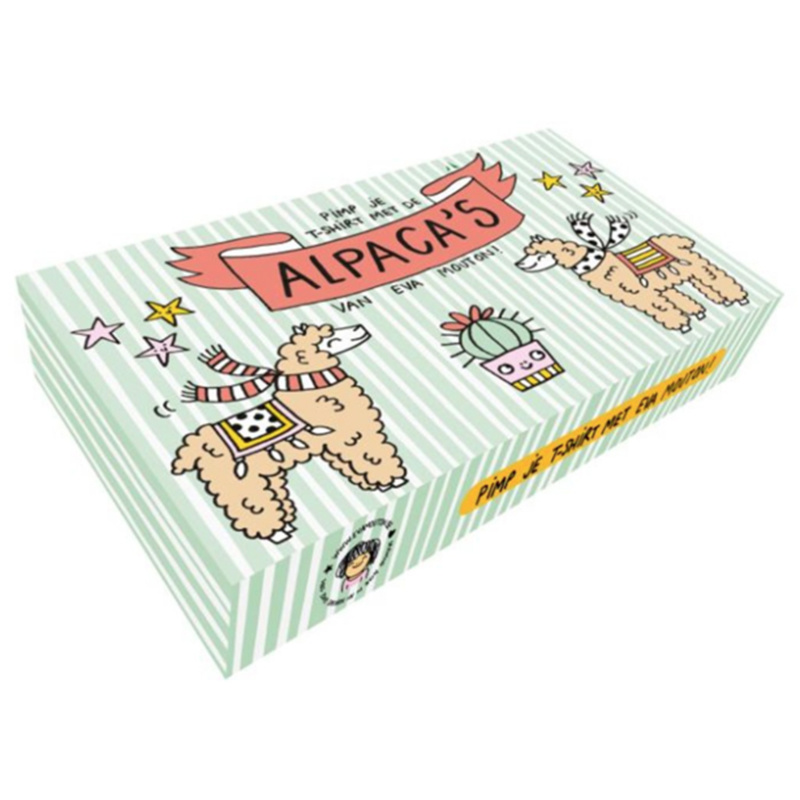 Other brands Eva Mouton - Alpaca doos