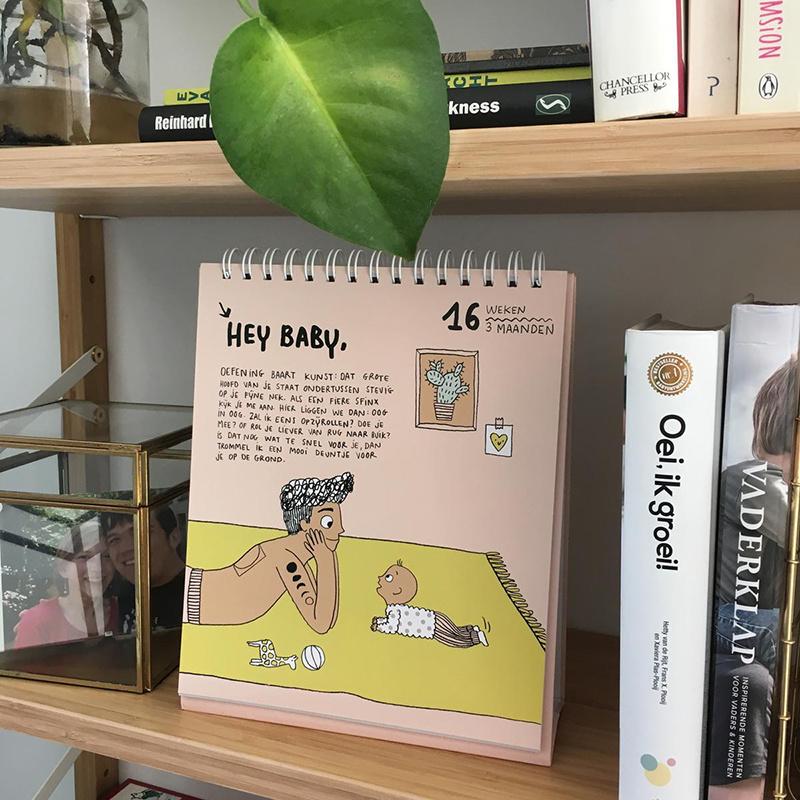 Other brands Eva Mouton - Kalender 'Hey Baby'
