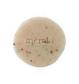 Meraki Savon rond pour les mains de sésame scrub