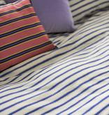 SNURK beddengoed FLANEL Breton Bonsoir linge de lit 1p