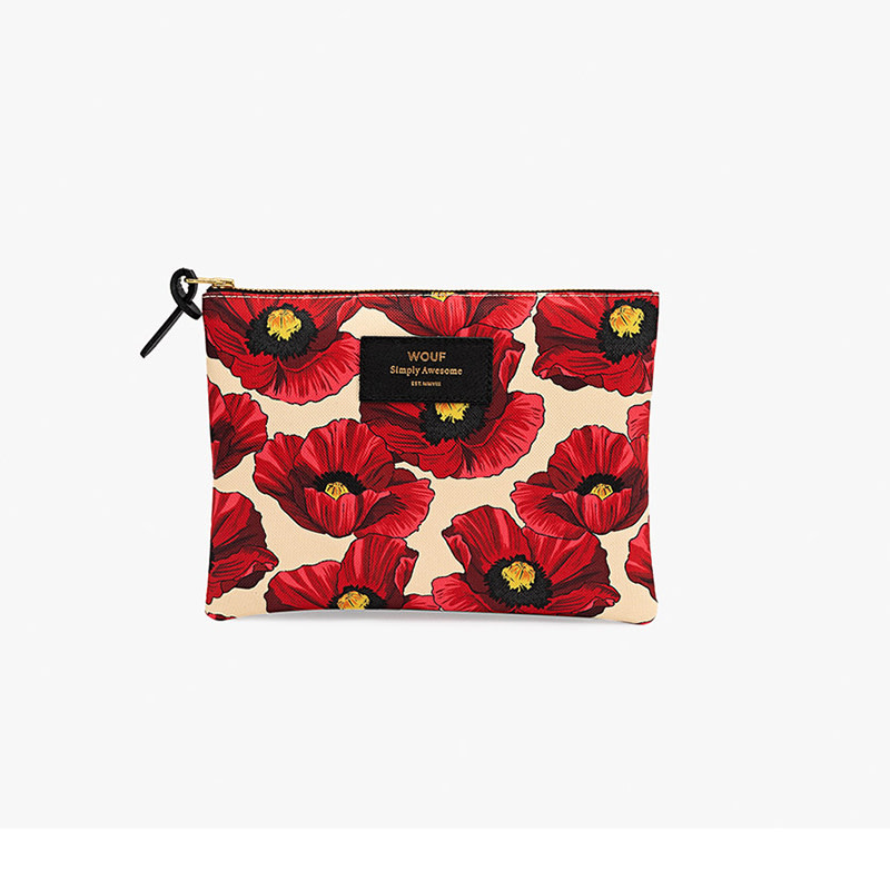 Wouf Pouch L Poppy - Wouf