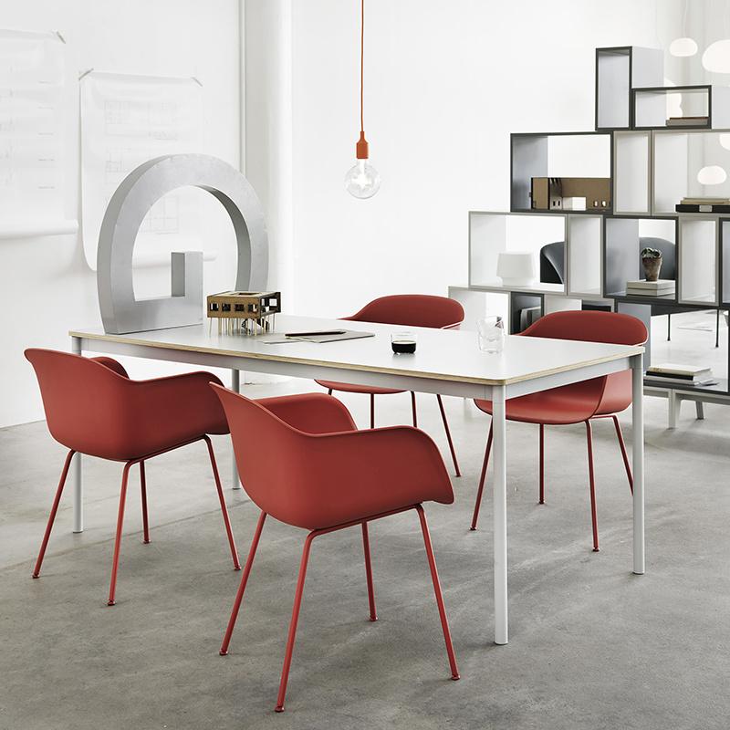 Muuto Base Table M 160 x80 cm