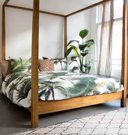 SNURK beddengoed Housse de couette Palm Beach 2p