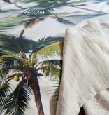 SNURK beddengoed Palm Beach dekbedovertrek 2p