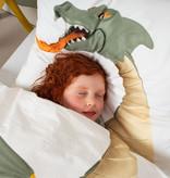 SNURK beddengoed Housse de couette Dragon 1p