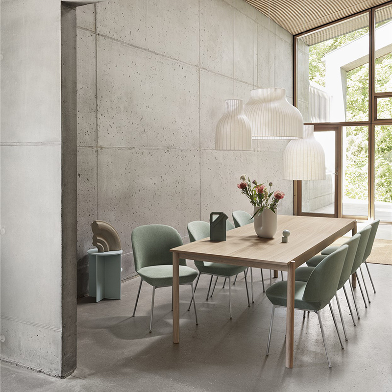 Muuto Oslo Side Chair - Muuto