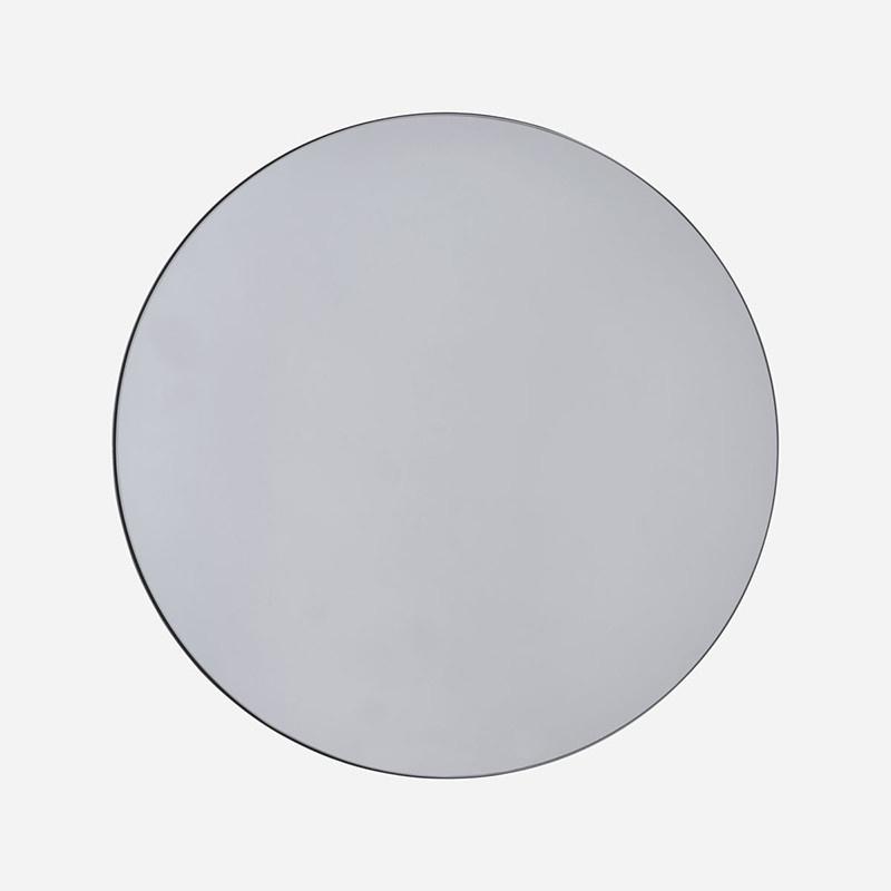 House Doctor Miroir mural gris