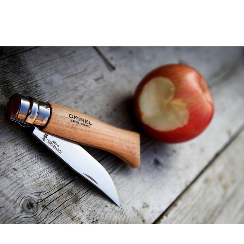 Opinel couteau de poche N°08 inox