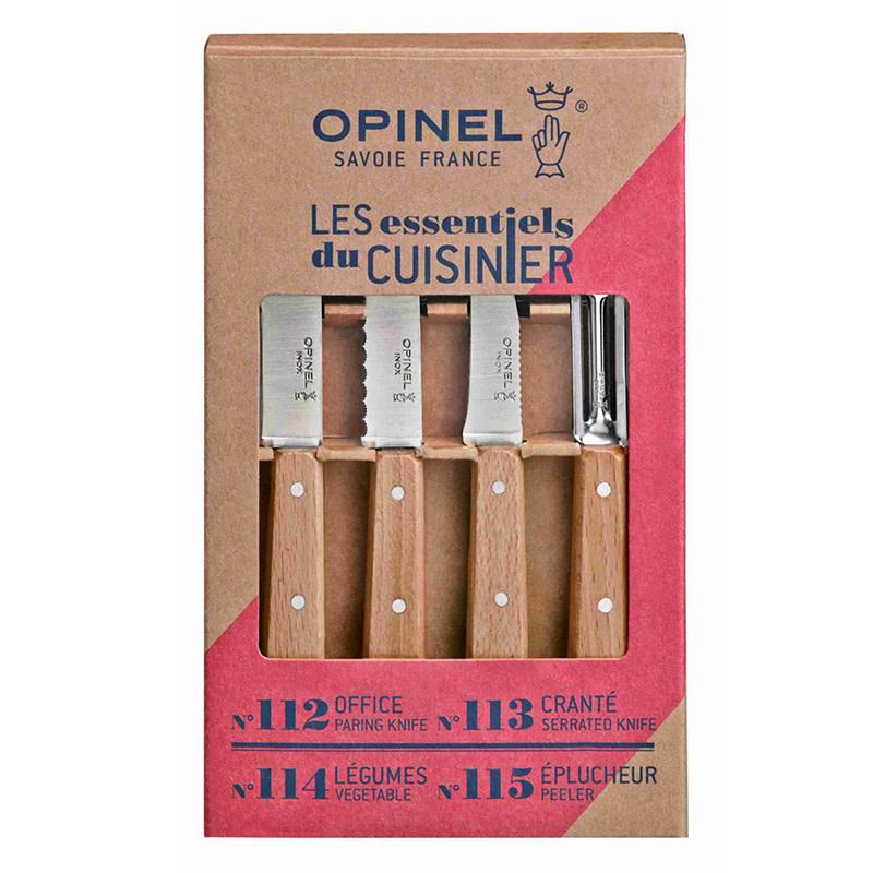 Opinel 4-delige keukenset OPINEL