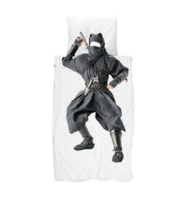 SNURK beddengoed Housse de couette Ninja 1p