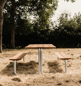 Wünder Wünder - The Table Lichtgrijs