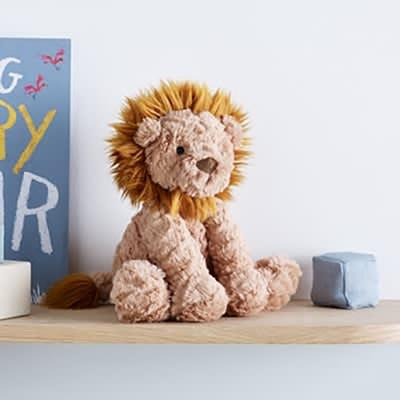 Jellycat Fuddlewuddle peluche lion jellycat