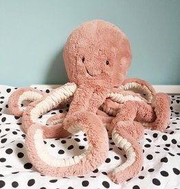 Jellycat Odell Octopus knuffel
