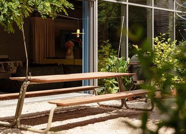 Tables & bancs de jardin & tables de picnic