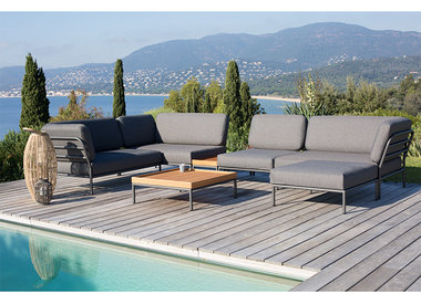 Outdoor lounge - sofa's