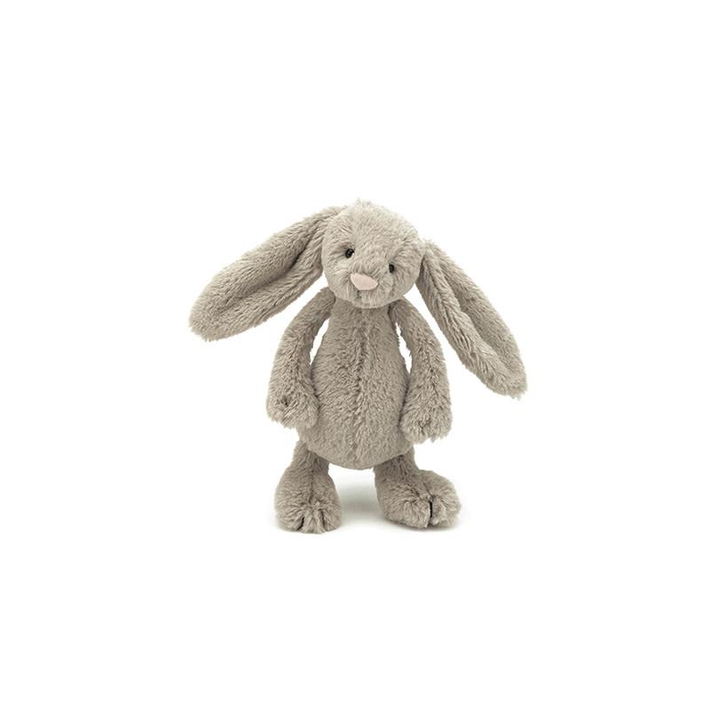 Jellycat Bashful beige knuffel konijn JELLYCAT