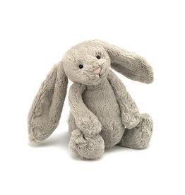 Jellycat Bashful beige knuffel konijn