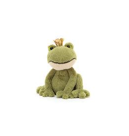 Jellycat Felipe prince peluche grenouille