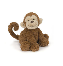 Jellycat Aap knuffel Fuddlewuddle
