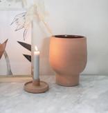 Zusss Kandelaar Terracotta - Zusss