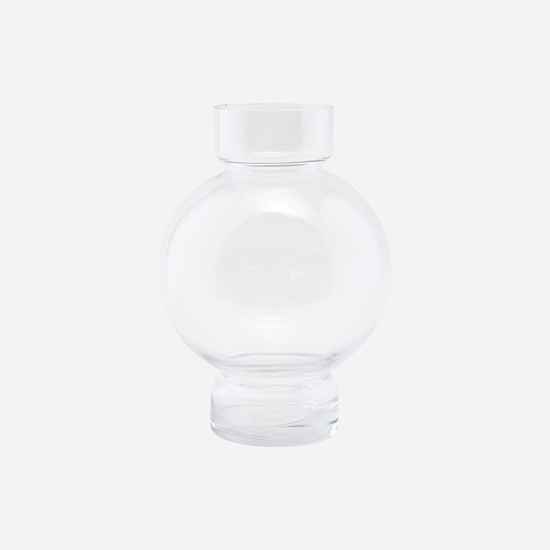 House Doctor Bubbel Vaas M - Clear HOUSE DOCTOR