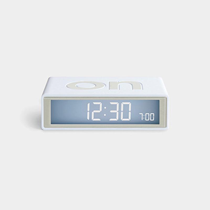 Lexon FLIP travel clock