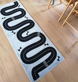 Mad About Mats Tapis doux Esra gris touch 67 x 170 cm Touch