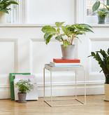 HAY HAY pot de fleurs avec échelle en polybéton Medium