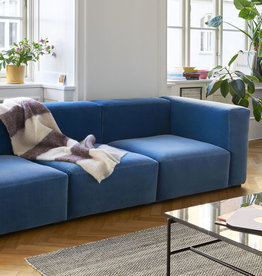 HAY MAGS soft 3 seater - Lola blue
