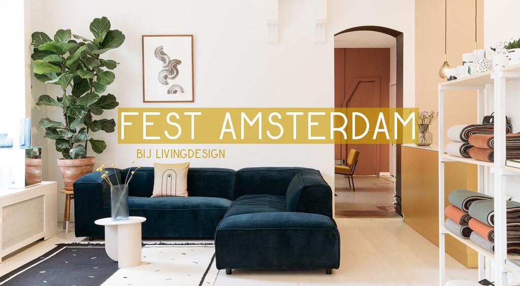Fest Amsterdam, waar Scandinavië en de jaren 50 elkaar ontmoeten