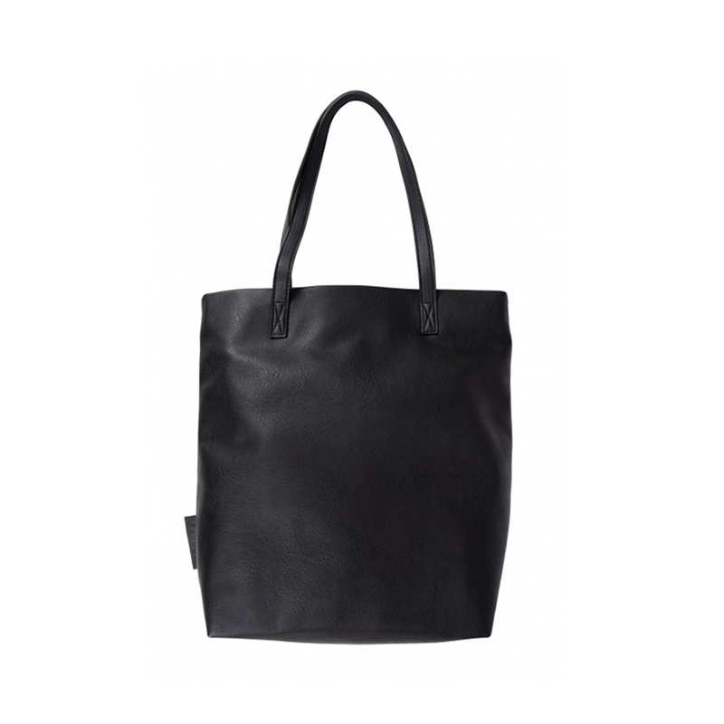 Zusss Basic Shopper Zwart - Zusss