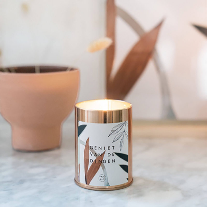 Zusss Bougie Parfumée 'Profiter les choses' - Zusss