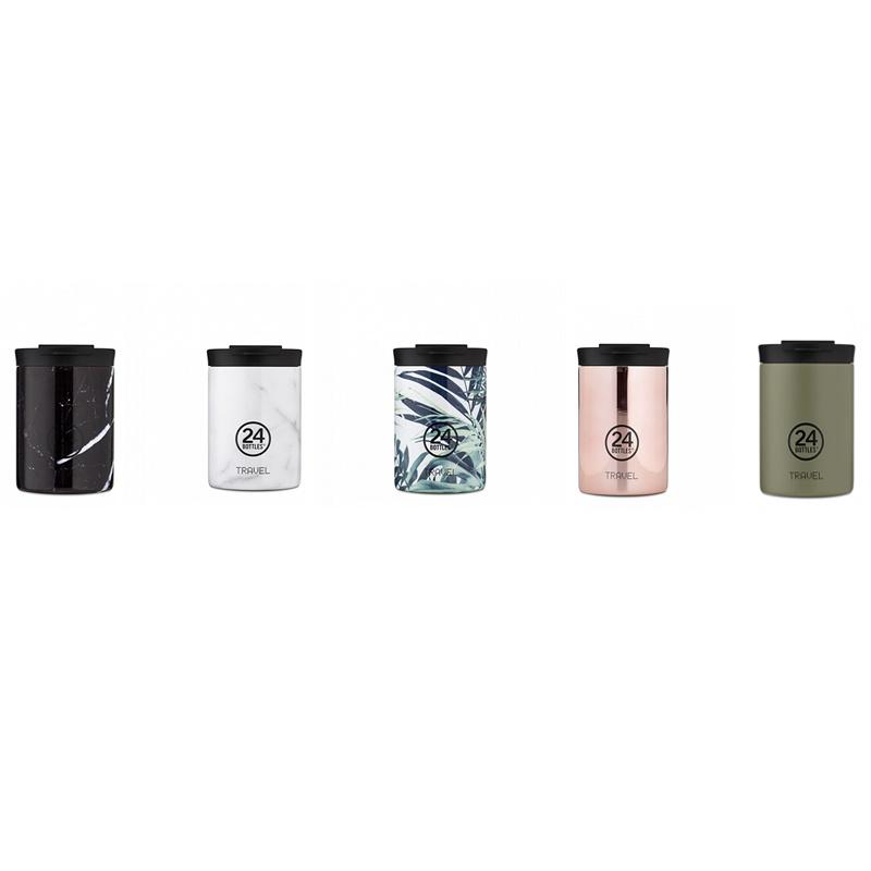 24 bottles Thermosbeker- Travel Tumbler 350ml -24 BOTTLES