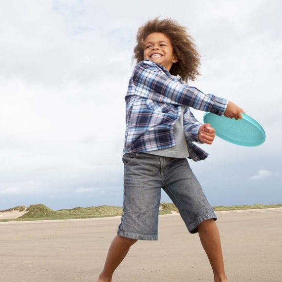 Quut Frisbee + zandzzeef
