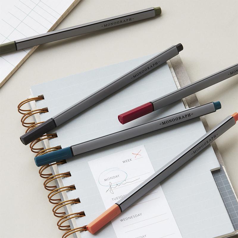 House Doctor Des stylos fins - multicolor House Doctor