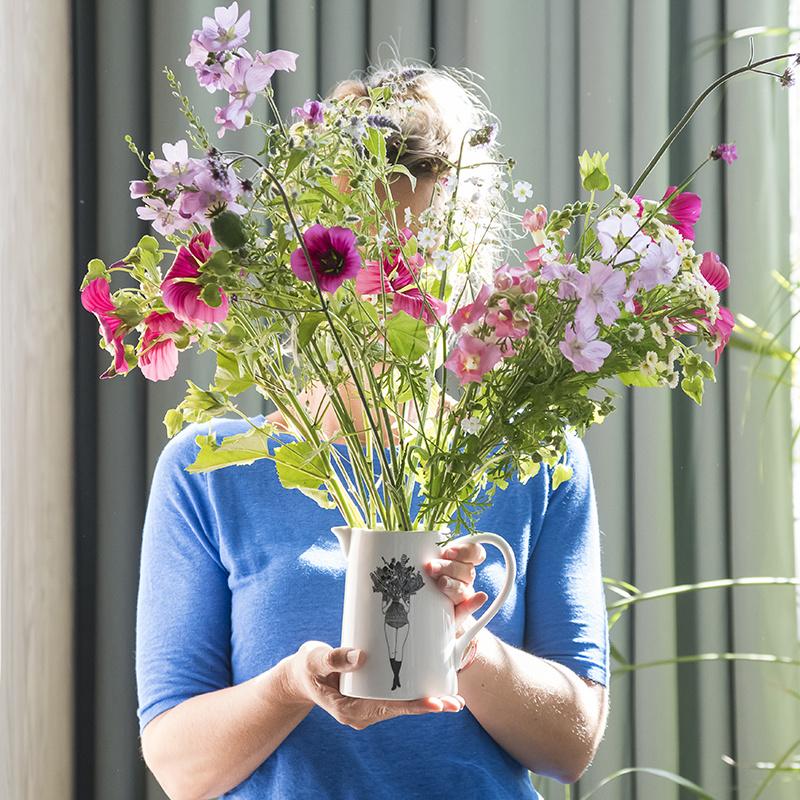 helen b Carafe Flowergirl