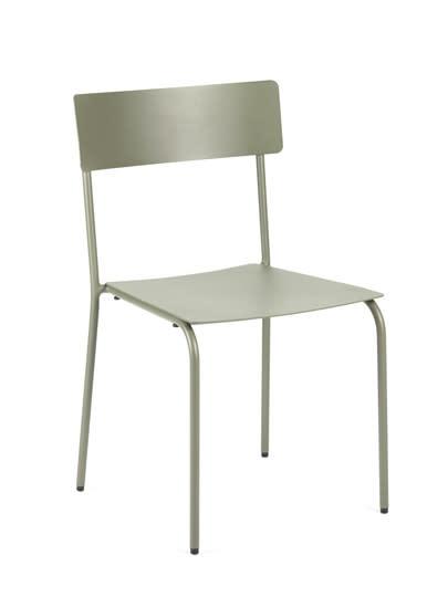 Serax August chaise sans accoudoirs serax