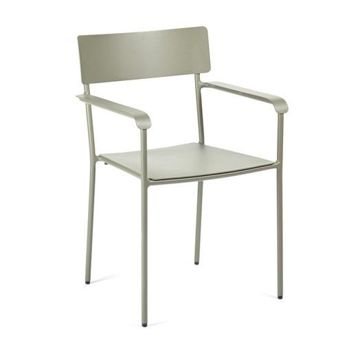Serax August chaise avec accoudoirs Serax