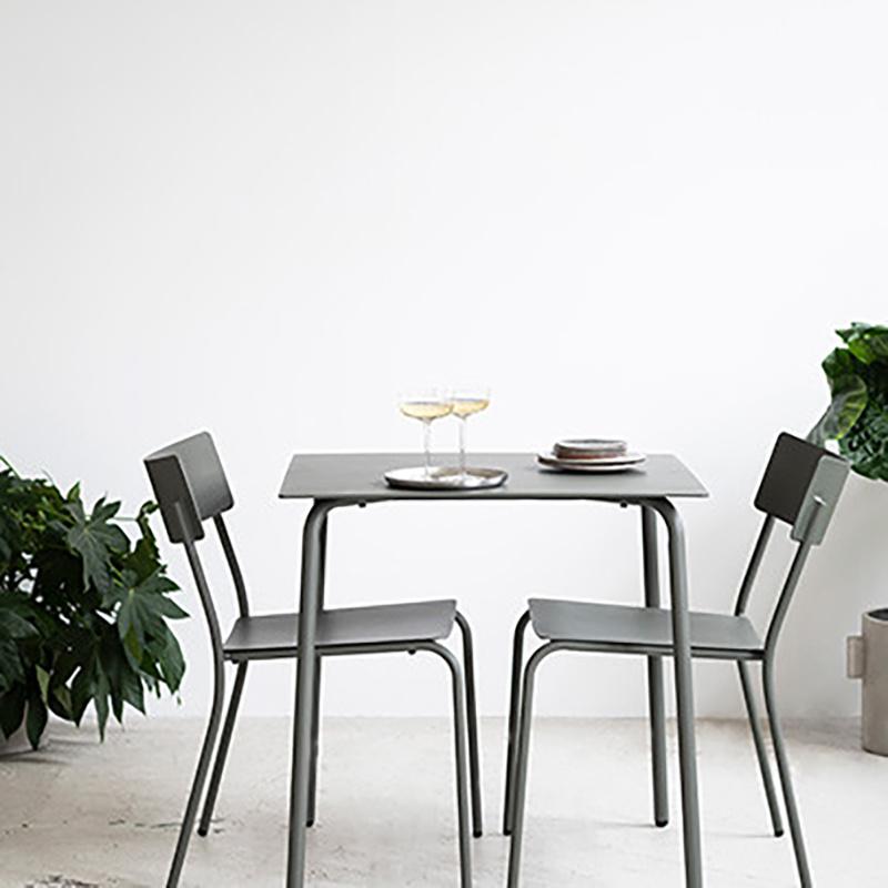 Serax August tafel 75 x 75 serax