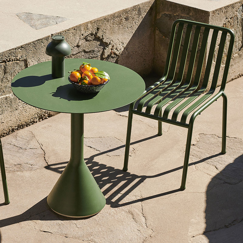 HAY Palissade cone table Ø70 X H74 HAY