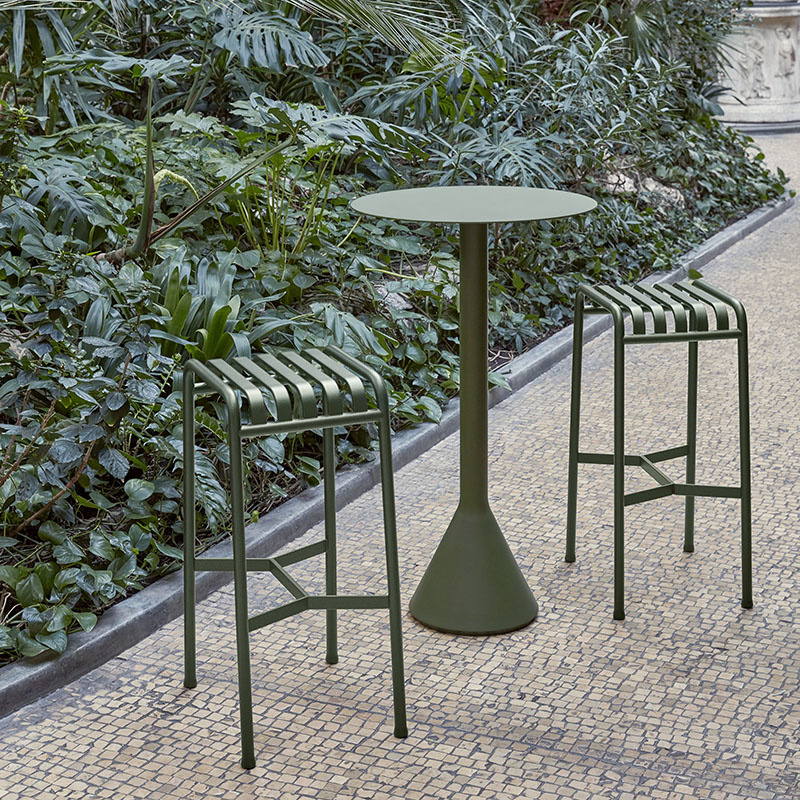 HAY Palissade cone table Ø60 x H105 cm HAY