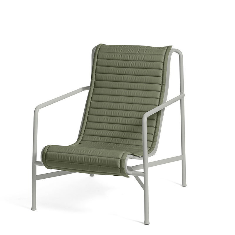 HAY Quilted Cushion - Palissade lounge Chair High