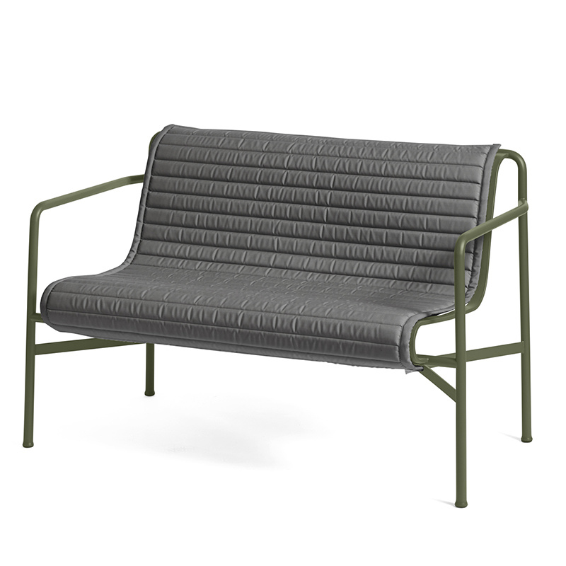 HAY Quilted Cushion- Palissade Dining Bench