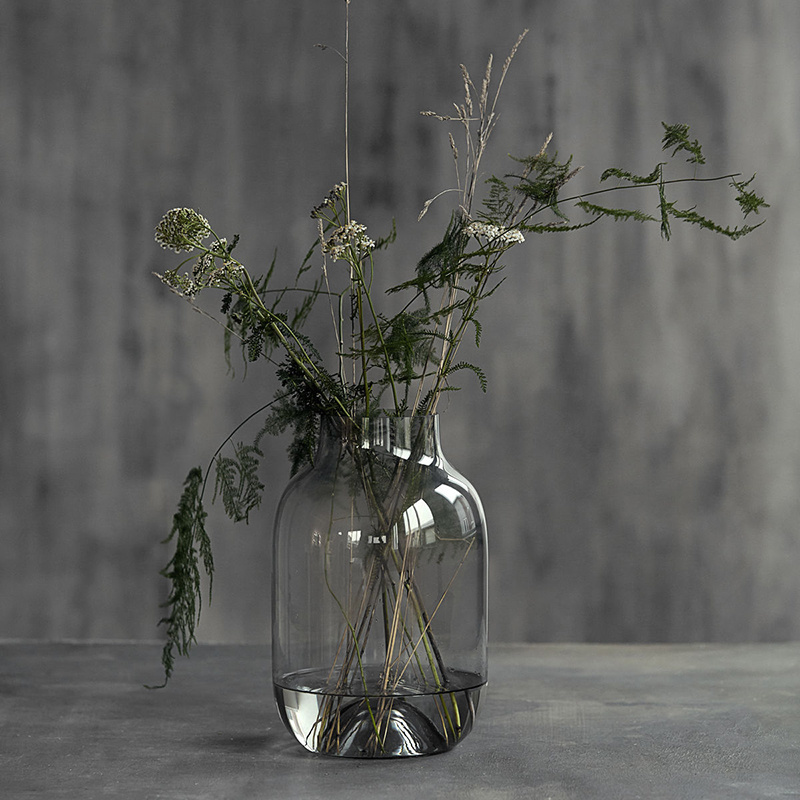 House Doctor Vase Shaped  Gris